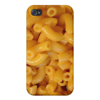 Mac and Cheese iPhone 4 Cases