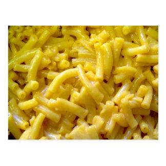 mac-and-cheese postcard