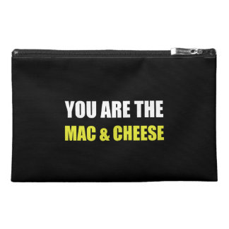 Mac And Cheese Travel Accessory Bag