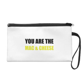 Mac And Cheese Wristlets