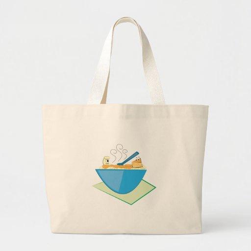 Mac & Cheese Tote Bags