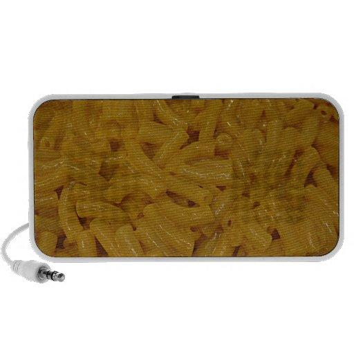 Mac & Cheese Doodle Travelling Speaker