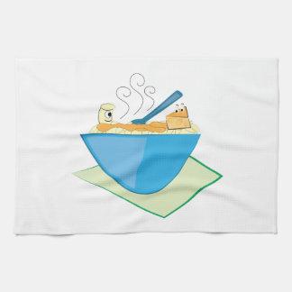 Mac & Cheese Hand Towel