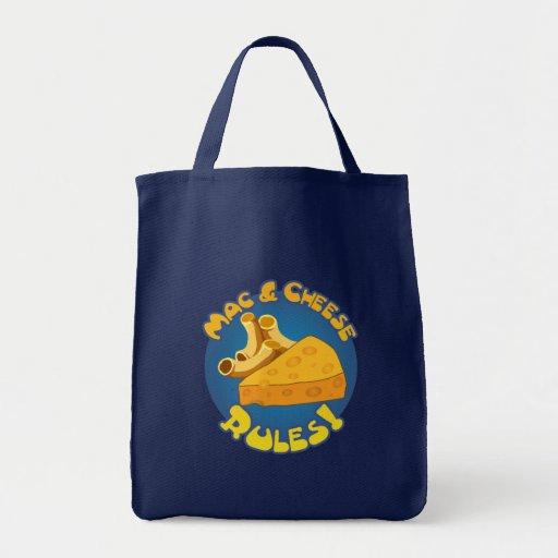 Mac & Cheese Rules Bag