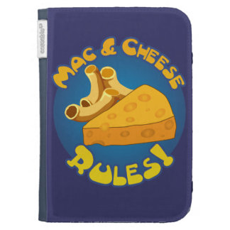 Mac & Cheese Rules Case For The Kindle