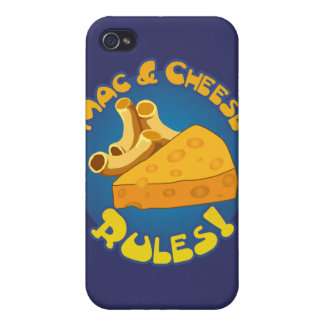 Mac Cheese Rules Speck Case iPhone 4/4S Cases