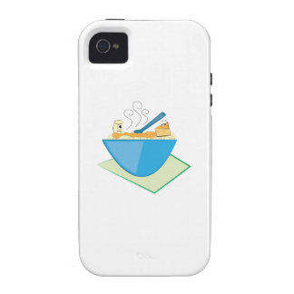 Mac Cheese Vibe iPhone 4 Cases