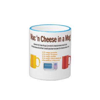 Mac 'n Cheese in a Mug