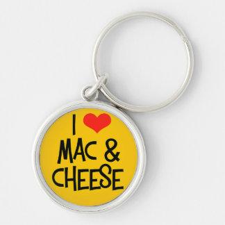 Mac n Cheese Key Chain