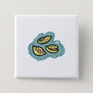mac shells  n cheese 2 inch square button