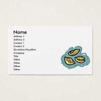 mac shells  n cheese business card