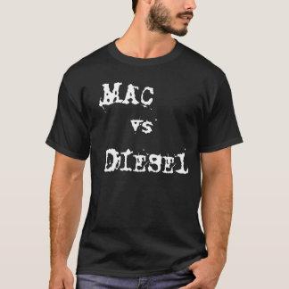 MAC, vs, DIESEL T-Shirt