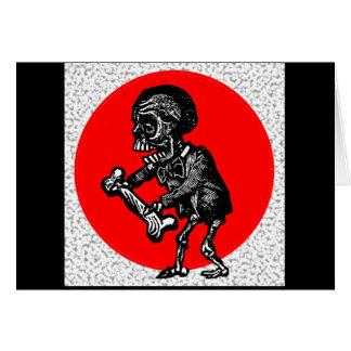 Macabre: Dia de los Muertos Card