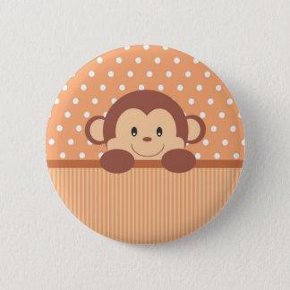 macaco1.jpg 2 inch round button