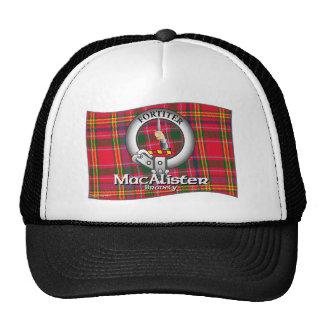 MacAlister Clan Trucker Hat