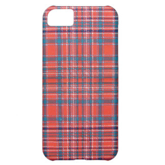 MACALISTER SCOTTISH FAMILY TARTAN COVER FOR iPhone 5C