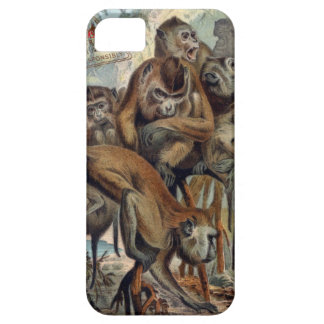 Macaque Responsible Travel Art iPhone 5 Covers