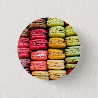 Macaron Button Pin