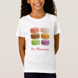 Macaron Cookies - muti-colored pastels T-Shirt
