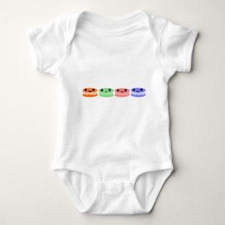 macaron Joy Baby Bodysuit