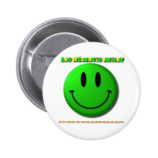 Macaron Lac-Mégantic Smiley Badges