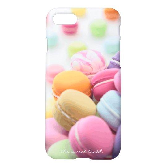 Macaron Love iPhone case
