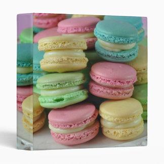 Macaron Macaroons rainbow sweets dessert binder