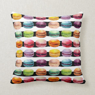 Macaron print Pillow
