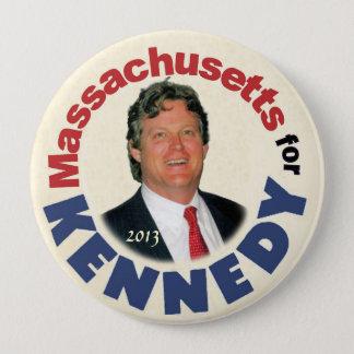 Macaron Rond 10 Cm Le Massachusetts pour (Ted) Kennedy (Jr.)