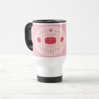 Macaron Travel Mug