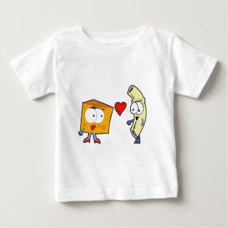 Macaroni and Cheese Baby T-Shirt