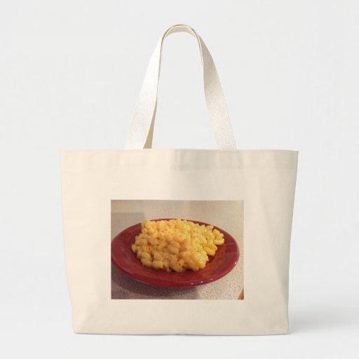 Macaroni and Cheese Tote Bags