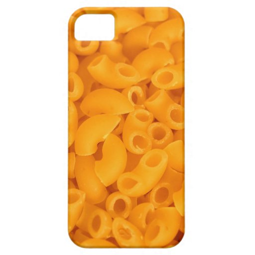 Macaroni And Cheese iPhone 5 Case