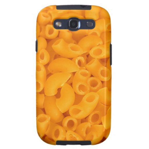 Macaroni And Cheese Galaxy S3 Covers