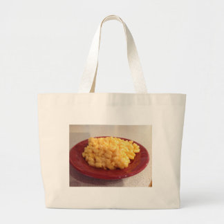 Macaroni and Cheese Jumbo Tote Bag
