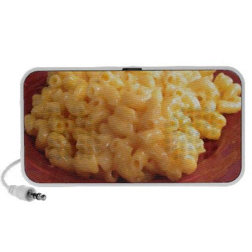 Macaroni and Cheese Mini Speaker