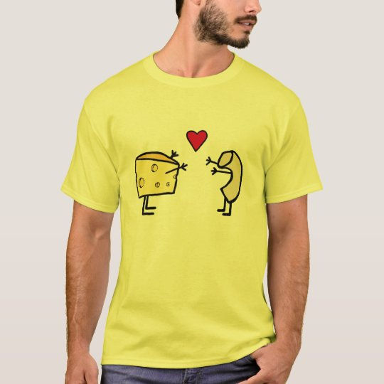 Macaroni & Cheese Love T-shirt
