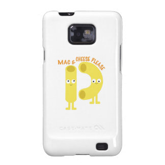 macaroni_mac and cheese please samsung galaxy SII covers