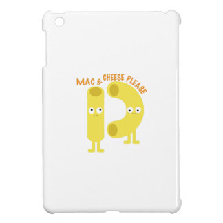 macaroni_mac and cheese please cover for the iPad mini