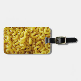 Macaronie n Cheese Luggage Tag