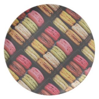 MacaronParty Plate