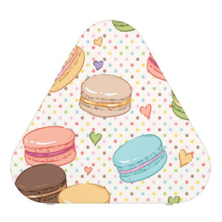 Macarons,cookies,french pastries,food hipster blueooth speaker