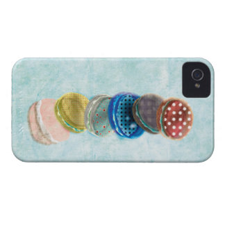 Macarons iphone 4 Case - iphone 4s Case
