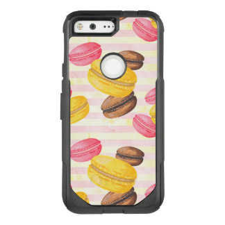 Macaroons Painting OtterBox Commuter Google Pixel Case