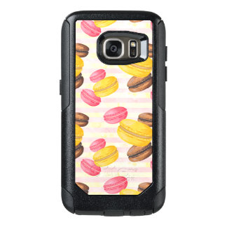 Macaroons Painting OtterBox Samsung Galaxy S7 Case