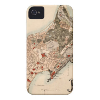 macau1889 iPhone 4 Case-Mate case