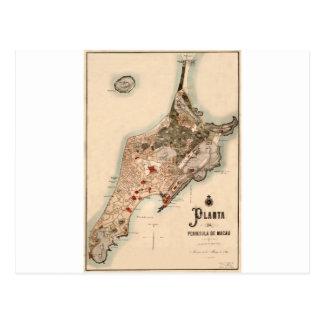 macau1889 postcard