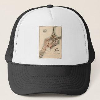 macau1889 trucker hat