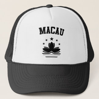Macau Coat of Arms Trucker Hat