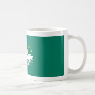 Macau Flag Coffee Mug